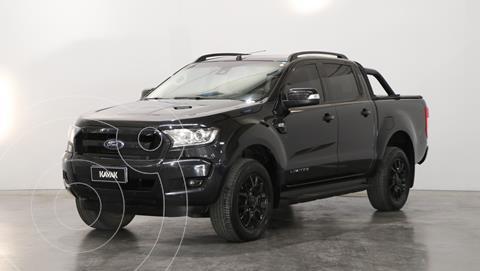 Ford Ranger Black Edition 3.2L 4x4 TDi CD Aut usado (2019) color Negro Perla precio $4.870.000