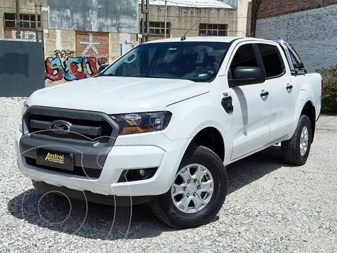 Ford Ranger XLS 3.2L 4x2 TDi CD 2015/2016 usado (2017) color Blanco precio $1.800.000