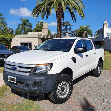 Ford Ranger XL 2.2L 4x2 TDi CD Safety 2015/2016 usado (2016) color Blanco Oxford precio $2.200.000