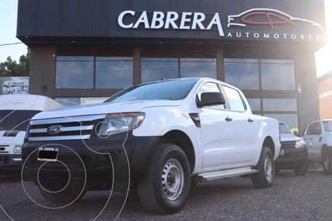 Ford Ranger 2.2 TDCi C/Doble 6MT 4x2 XL Safety (L12) usado (2013) color Blanco precio $1.750.000