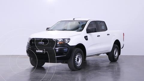 Ford Ranger XL 2.2L 4x2 TDi CS usado (2017) color Blanco Oxford precio $2.740.000
