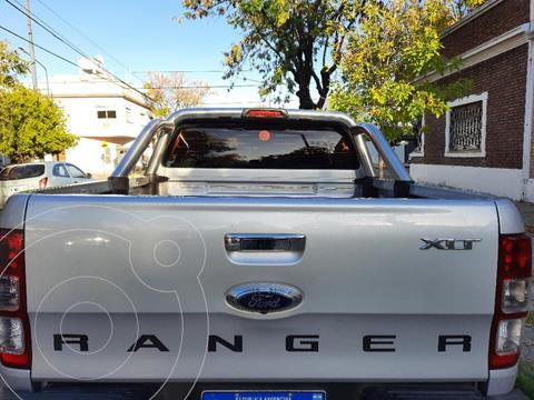 Ford Ranger XLT 3.2L 4x2 TDi CD usado (2018) color Gris precio $3.225.000