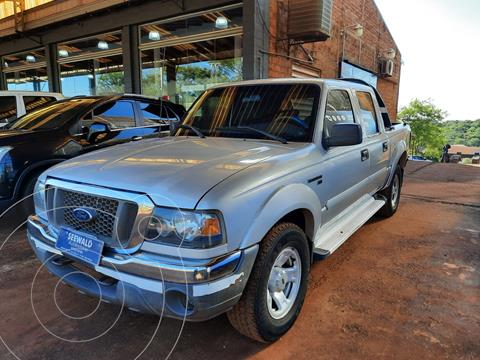 Ford Ranger 3.0 Tdi Dc 4x4 L/06 Xlt usado (2006) color Gris Plata  precio $1.650.000
