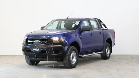 Ford Ranger XL 2.2L 4x4 TDi CD Safety usado (2016) color Azul Monaco precio $2.600.000