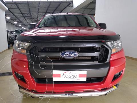 Ford Ranger XLS 3.2L 4x2 TDi CD 2015/2016 usado (2016) color Rojo precio $2.950.000