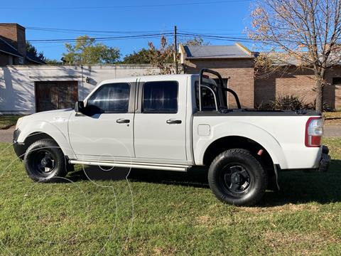 Ford Ranger XLS 3.0L 4x2 TDi CD usado (2012) color Blanco Oxford precio $1.600.000