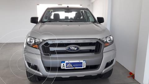 Ford Ranger XLS 3.2L 4x2 TDi CD usado (2016) color Blanco Oxford financiado en cuotas(anticipo $1.600.000)