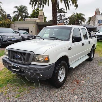 Ford Ranger XL Plus 2.8L 4x2 TDi CD usado (2005) color Blanco precio $1.390.000