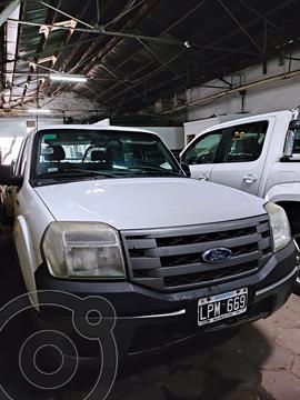 Ford Ranger Super Duty 3.0L 4x4 TDi CD usado (2012) color Blanco Oxford financiado en cuotas(anticipo $825.000)