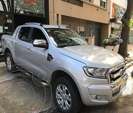 Ford Ranger Limited 3.2L 4x4 TDi CD usado (2018) color Gris Mercurio precio $4.100.000