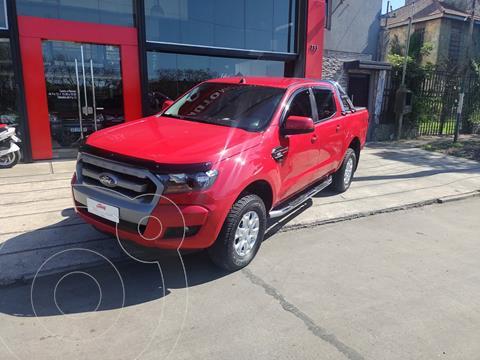 Ford Ranger XLT 3.2L 4x2 TDi CD usado (2019) color Rojo Bari precio $4.580.000