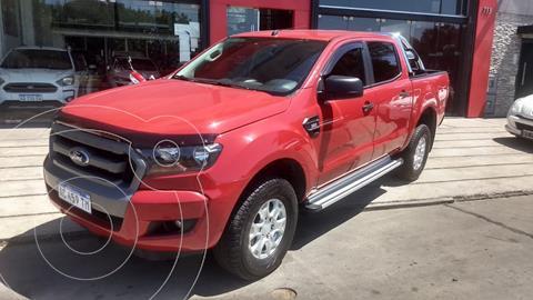 Ford Ranger XLS 3.2L 4x2 TDi CD usado (2018) color Rojo Bari precio $2.850.000