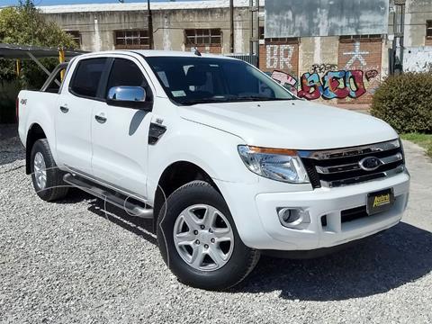 Ford Ranger XLT 3.2L 4x2 TDi CD usado (2014) color Blanco precio $1.550.000