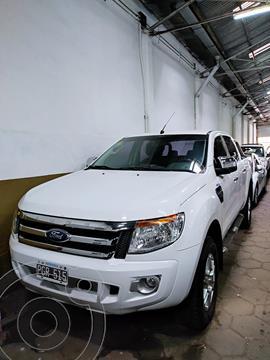 Ford Ranger XL 2.2L 4x2 TDi CD usado (2012) color Blanco Oxford precio $2.200.000