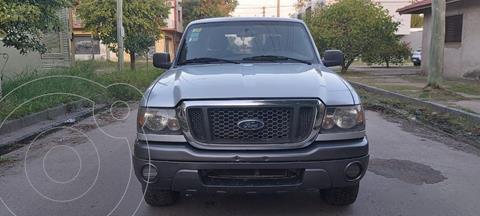 Ford Ranger XL Plus 3.0L 4x2 TDi CD usado (2007) color Gris precio $1.190.000