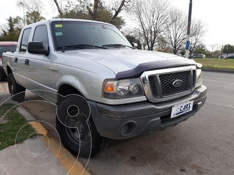 Ford Ranger XLS 3.0L 4x2 TDi CD usado (2008) color Gris Mercurio financiado en cuotas(anticipo $1.100.000)
