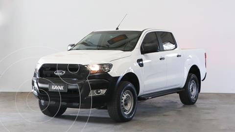 Ford Ranger XL 2.2L 4x2 TDi CD usado (2017) color Blanco Oxford precio $2.740.000