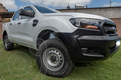 Ford Ranger XL 2.2L 4x2 TDi CD usado (2021) color Blanco precio $3.250.000