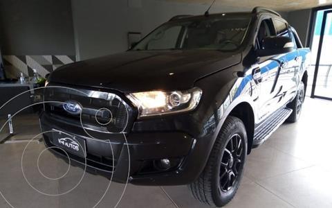 Ford Ranger XLT 3.2L 4x4 TDi CD Aut usado (2019) color Negro Perla precio u$s29.854