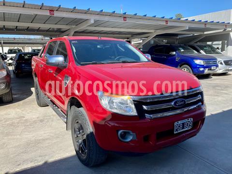 foto Ford Ranger XLT 3.2L 4x4 TDi CD 2015/2016 usado (2015) color Rojo precio $2.000.000