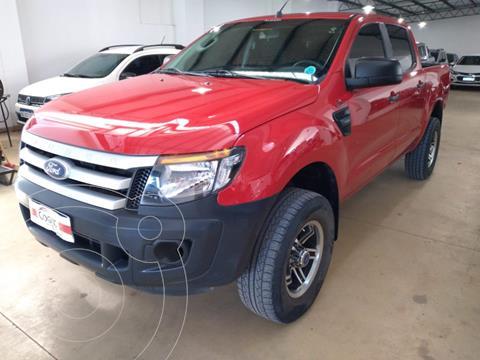 Ford Ranger XL 2.5L 4x2 CS   usado (2016) color Rojo precio $2.360.000