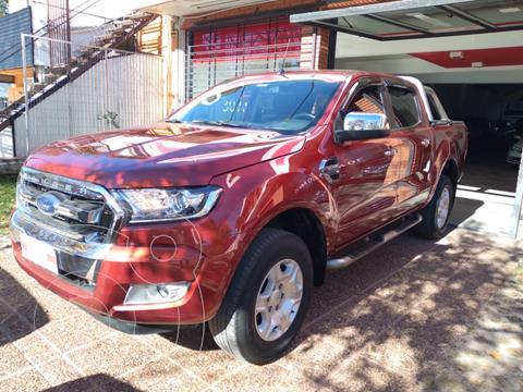 Ford Ranger XLS 3.2L 4x4 TDi CD usado (2017) color Rojo precio $3.580.000