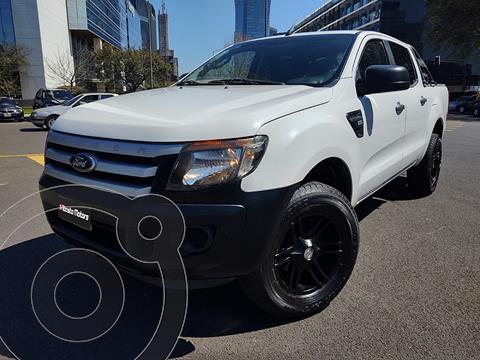 Ford Ranger XL 2.2L 4x2 TDi CS Safety usado (2012) color Blanco Oxford precio $2.290.000