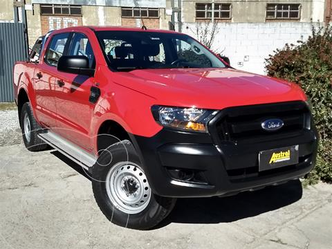 Ford Ranger XL 2.2L 4x2 TDi CD usado (2017) color Rojo precio $1.550.000