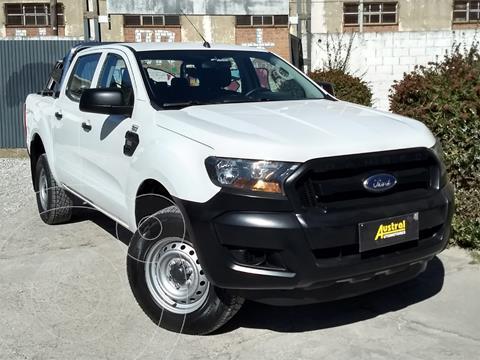 Ford Ranger XL 2.2L 4x2 TDi CS usado (2018) color Blanco precio $1.600.000