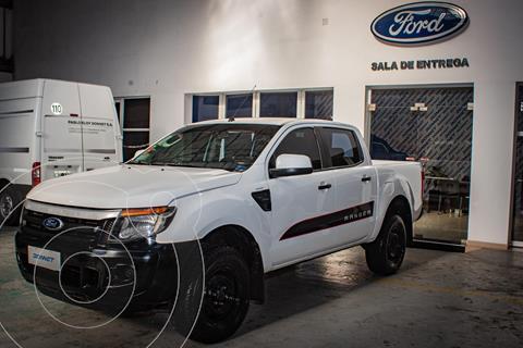 Ford Ranger XL 2.5L 4x2 CD usado (2013) color Blanco precio $1.900.000