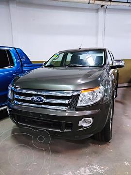 Ford Ranger XLT 3.2L 4x2 TDi CD  usado (2014) color Gris Mercurio precio $2.650.000