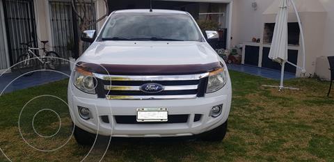Ford Ranger XLT 3.2L 4x2 TDi CD  usado (2013) color Blanco precio $1.860.000