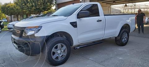 Ford Ranger XL 2.2L 4x2 TDi CS  Safety usado (2015) color Blanco Oxford precio $1.950.000
