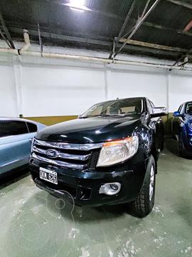 Ford Ranger XLT 3.2L 4x2 TDi CD  usado (2014) color Negro Perla precio $2.600.000