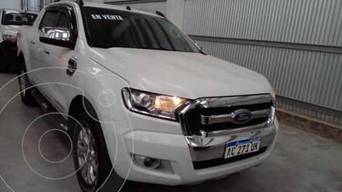 Ford Ranger Limited 3.2L 4x4 TDi CD Aut usado (2018) color Blanco precio $4.150.000