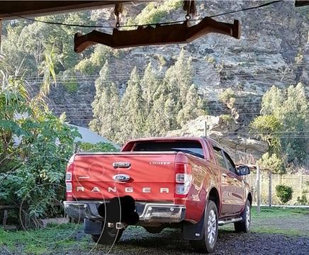 Ford Ranger 3.2L XL Diesel 4x4 usado (2017) color Rojo Bari precio $20.500.000