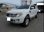 Ford Ranger 3.2L Limited  Diesel 4x4  Aut usado (2013) color Blanco precio $50.000.000