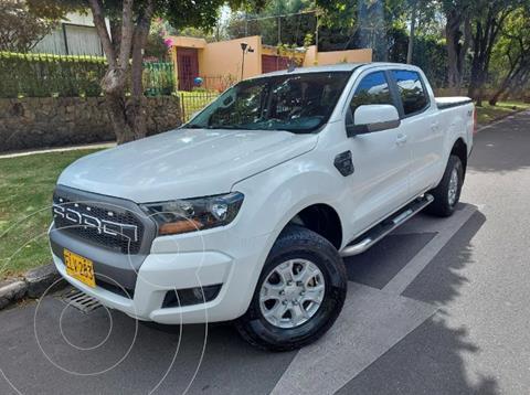 Ford Ranger XLS  usado (2018) color Blanco precio $99.400.000