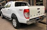 Foto venta Auto Usado Ford Ranger Limited 3.2L 4x4 TDi CD Aut (2018) color Blanco Oxford precio $1.160.000