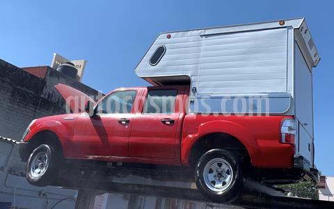 Ford Ranger XL Cabina Doble usado (2011) color Rojo precio $160,000