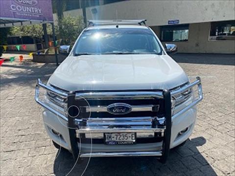 Ford Ranger XLT 4x2 Cabina Doble usado (2017) color Blanco precio $398,000