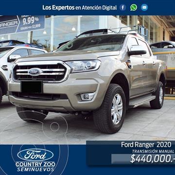 Ford Ranger XLT CREW CAB 2.5L 4X2 usado (2020) precio $440,000