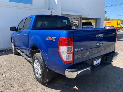 Ford Ranger XLT CREW CAB DIESEL 3.2L 4X4 TA usado (2020) color Azul Electrico precio $620,000