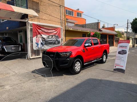 Ford Ranger XL Gasolina Cabina Doble usado (2020) color Rojo precio $423,000