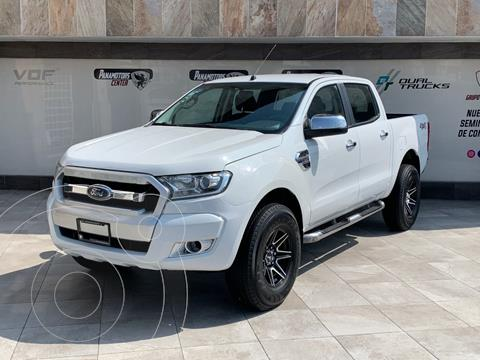 Ford Ranger XLT Diesel 4x4 Cabina Doble usado (2017) color Blanco precio $445,000