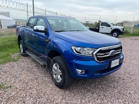 Ford Ranger XLT CREW CAB 2.5L 4X2 usado (2020) color Azul Electrico precio $475,000