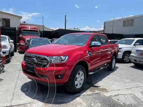 Ford Ranger XLT Diesel 4x4 Cabina Doble usado (2020) color Rojo precio $569,800