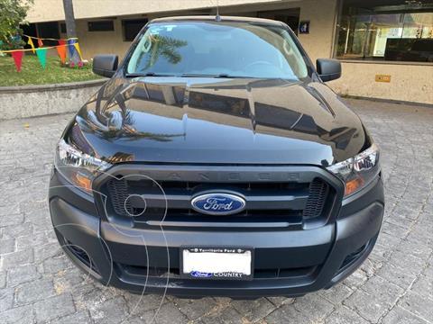 Ford Ranger XL GAS CREW CAB 2.5L usado (2019) color Negro precio $429,000