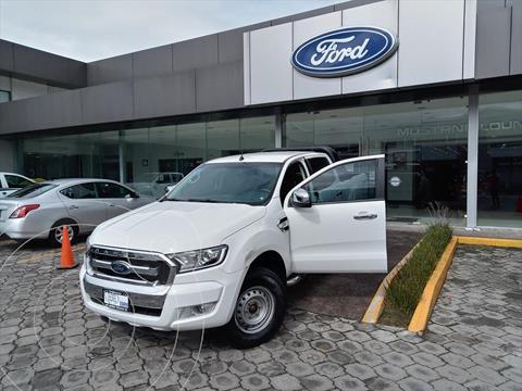 Ford Ranger XLT DIESEL CREW CAB 3.2L 4X4 TA usado (2019) color Blanco precio $485,500