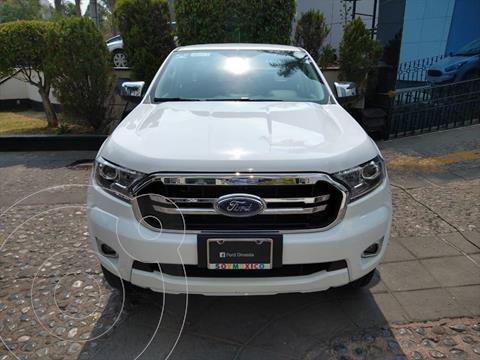 Ford Ranger XLT CREW CAB 2.5L 4X2 usado (2020) color Blanco precio $430,000